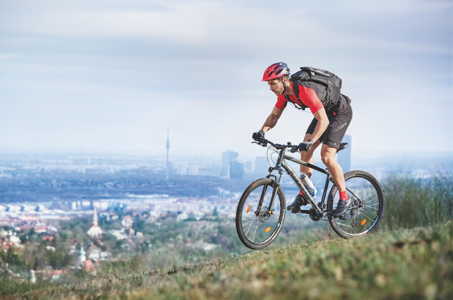 Gewinnen Sie ein Mountainbike Rockrider