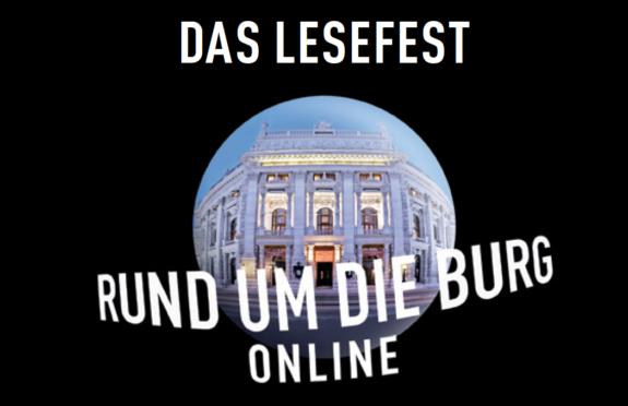 Rund um die Burg heuer als Online-Literaturfestival