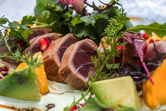 Kulinarische Köstlichkeiten vom Handwerk Restaurant