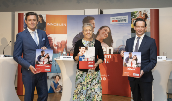 Wien Holding: Rekordbilanz und Wiedereröffnungen