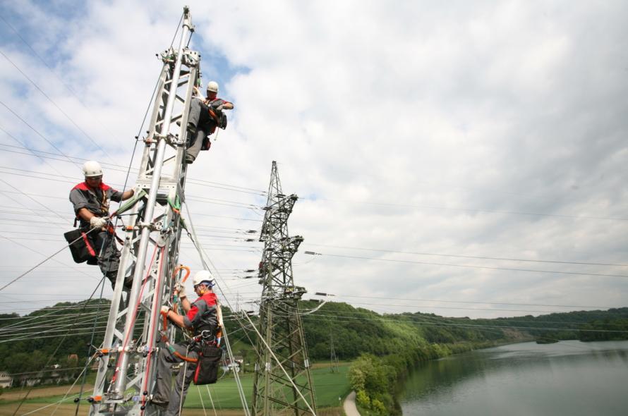 Strom-Comeback belegt Erholung der Wirtschaft