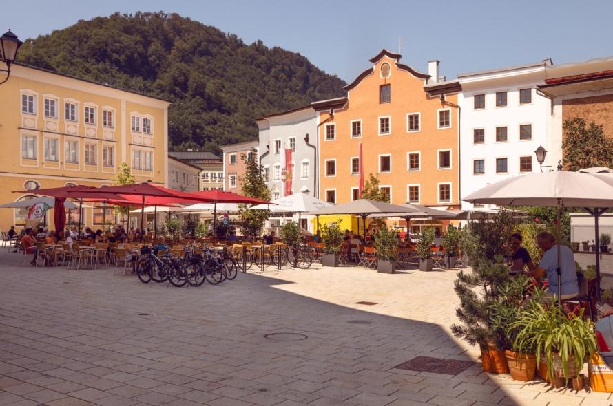 Die Vielfältige: Städte-Geheimtipp Hallein bei Salzburg