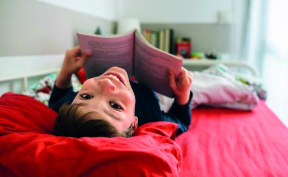 Das 9. Wiener Kinderlesefest ist auf Tour