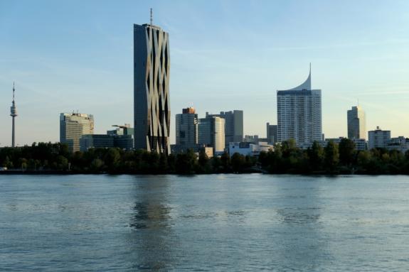 Wien an der Spitze des CBRE Recovery Index