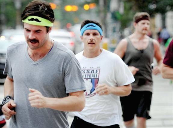 Charity Run: Der Österreichische Movemberlauf