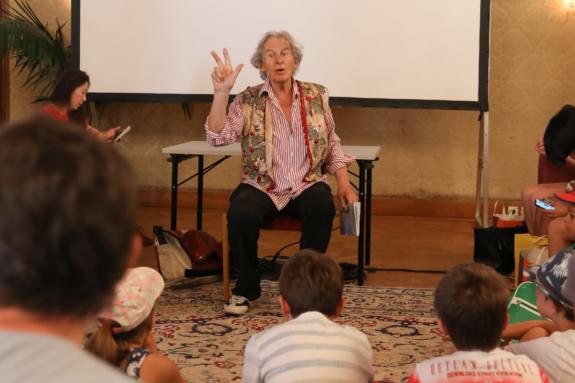 Kinderkunstfest: Kunst erleben und gestalten