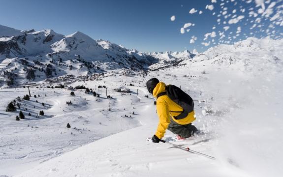 Perfektes Wintervergnügen