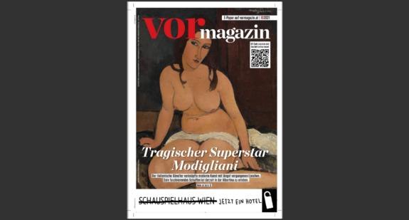 E-Paper: Tragischer Superstar Modigliani