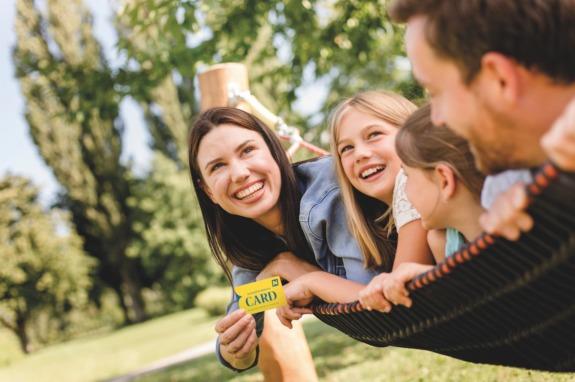 NÖ-CARD: Gratis zu 300 Zielen