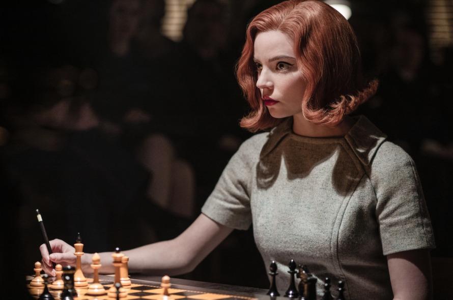 Damengambit: Frau Schach lädt zum Turnier