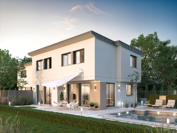 Premium-Haus in Schwarzlackenau sucht künftige Bewohner