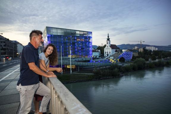 Linz: Urbaner Hotspot für Entdecker
