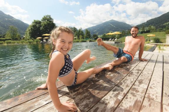 Urlaub, der guttut: Sommer in Gastein