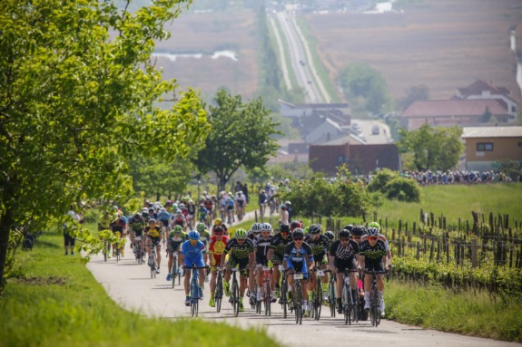 Mit dem Neusiedler See Radmarathon zur Amateur-WM